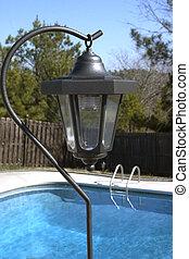 solar, lâmpada