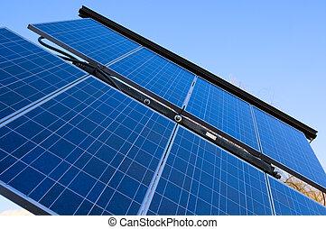 Solar Panel Heights