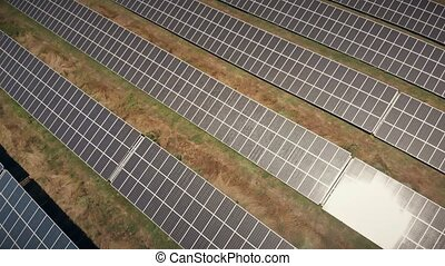 Solar panel, photovoltaic, alternative electricity source -...