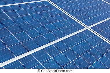 Solar Panel - Solar photovoltaic panel for the production of...