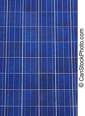 solar panel, struktur