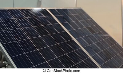 Solar Panel Tracking System - Solar energy panel tracking...