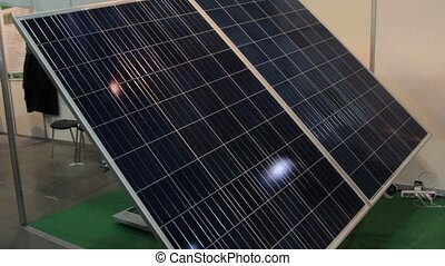 Solar Panel Tracking Technology - Solar energy panel ...