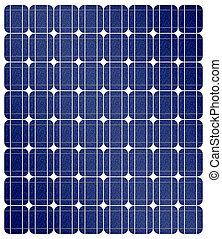 Solar Panels - Renewable energy, illustration of a solar...