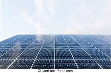 Solar Panels Renewable Energy