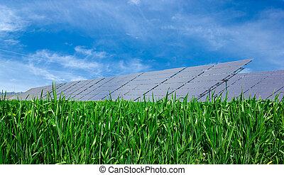 Solar Panels Stock Photo Images 32 355 Solar Panels