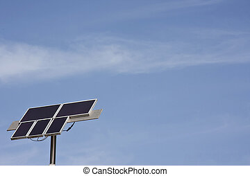 Solar power done by home-owner