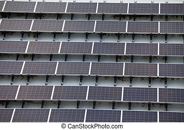 Solar power energy panel