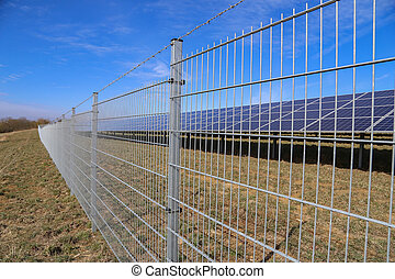 Solar power engineering