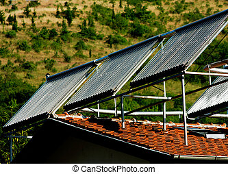 Solar Power is a free Energy