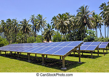 Solar PV modules in Rarotonga Cook Islands - Solar PV...