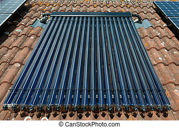 Solar Thermal Water Collector