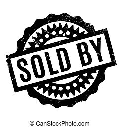 Sold By rubber stamp