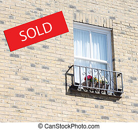 Sold flat