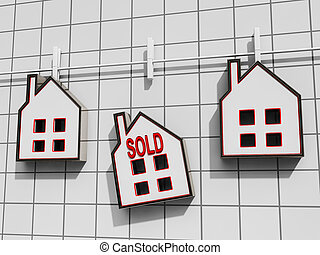 Sold House Meaning Sale Of Real Estate