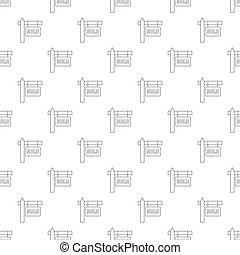 Sold pattern seamless