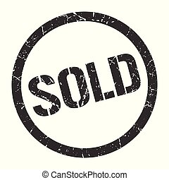 sold stamp