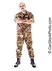 soldado, italiano
