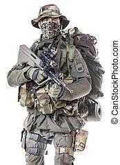 soldado, jagdkommando, fuerzas especiales, austríaco