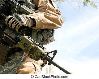 soldado, nosotros