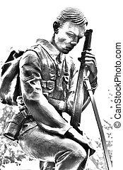 soldado, ww1