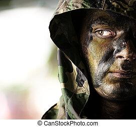 soldat, figure