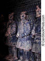 Soldatenfigurgen - china