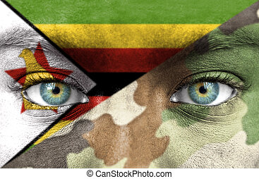 soldato, zimbabwe