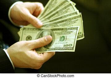 soldi, 3, affari