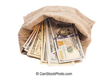 soldi, dollari, borsa