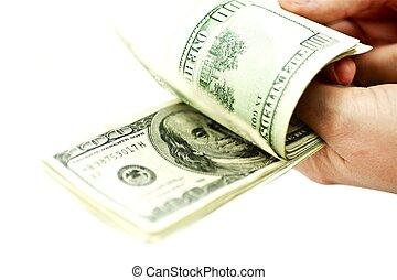 soldi, invertendo