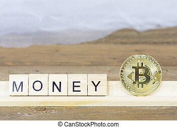 soldi, parola scritta