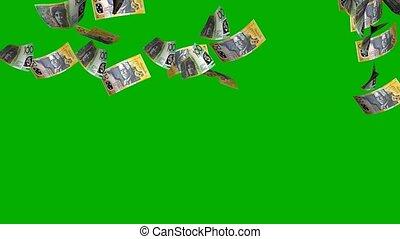 soldi, premio, australia, dollaro