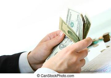 soldi, presa porge