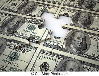 soldi, puzzle