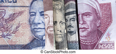 soldi, straniero