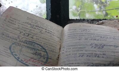 soldier document of World War II