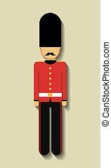 soldier london england design - soldier london england...