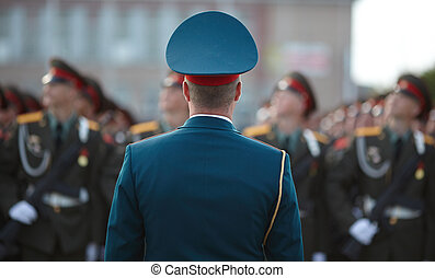 soldiers - armed forces