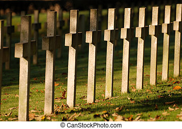 Soldiers cemetery