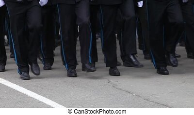 Soldiers marching 5