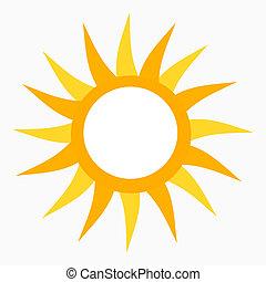 sole, icona