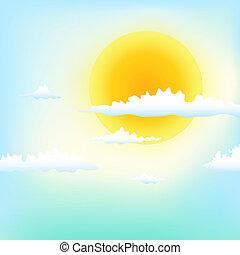 soleggiato, fondo