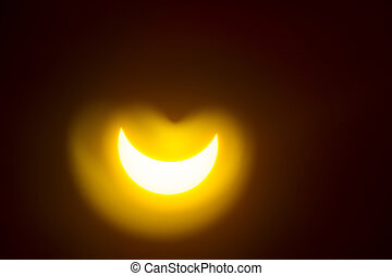 soleil, éclipse