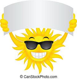 soleil, signe