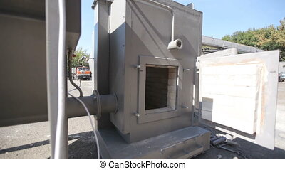 solid fuel boiler and heating systems.