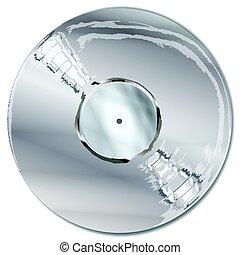 Solid Platinum Record