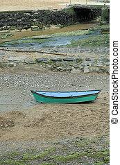 solitaire, bateau