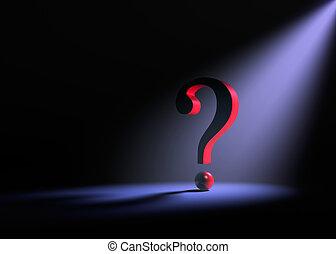 solitario, pregunta