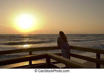 Solitude - Sunrise solitude